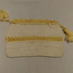 Crochet Vtg Purse